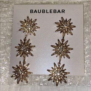 BaubleBar Starburst Earrings
